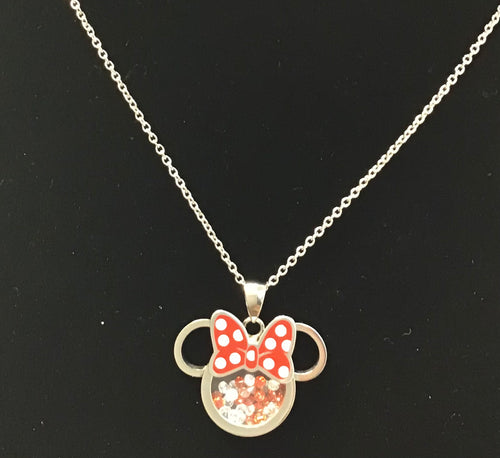 Minnie Mouse Pendent