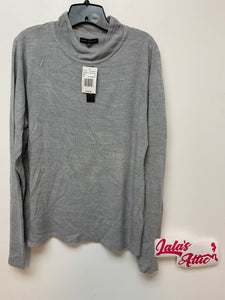 Napa Valley Heather Grey Long Sleeve