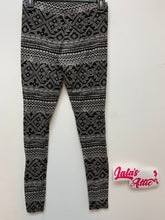 Garage Black and Grey Leggings