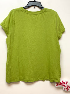 SB Active Short Sleeve - Lime