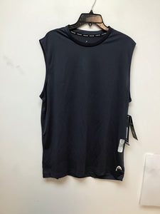 Head Mesh Sleeveless Cool Grey