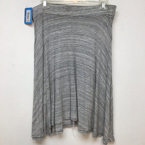 NY & CO gray skirt size medium