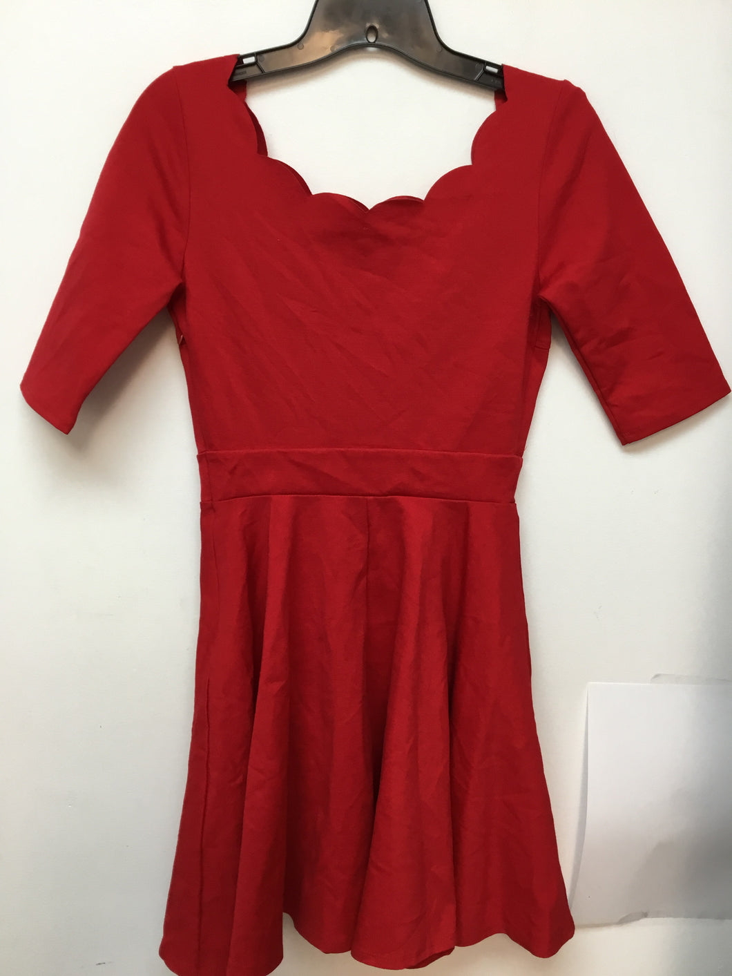 Lulus red dress size small