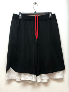 K Swiss Fashion Short - Black/White