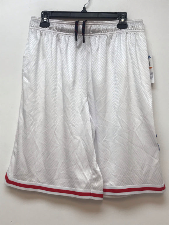K Swiss Top Spin Short - Stark White
