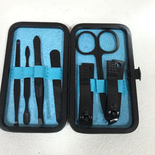 Travel Personal Manicure Set - Blue
