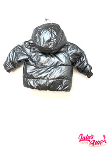 Baby Gap Platinum Puffer Jacket
