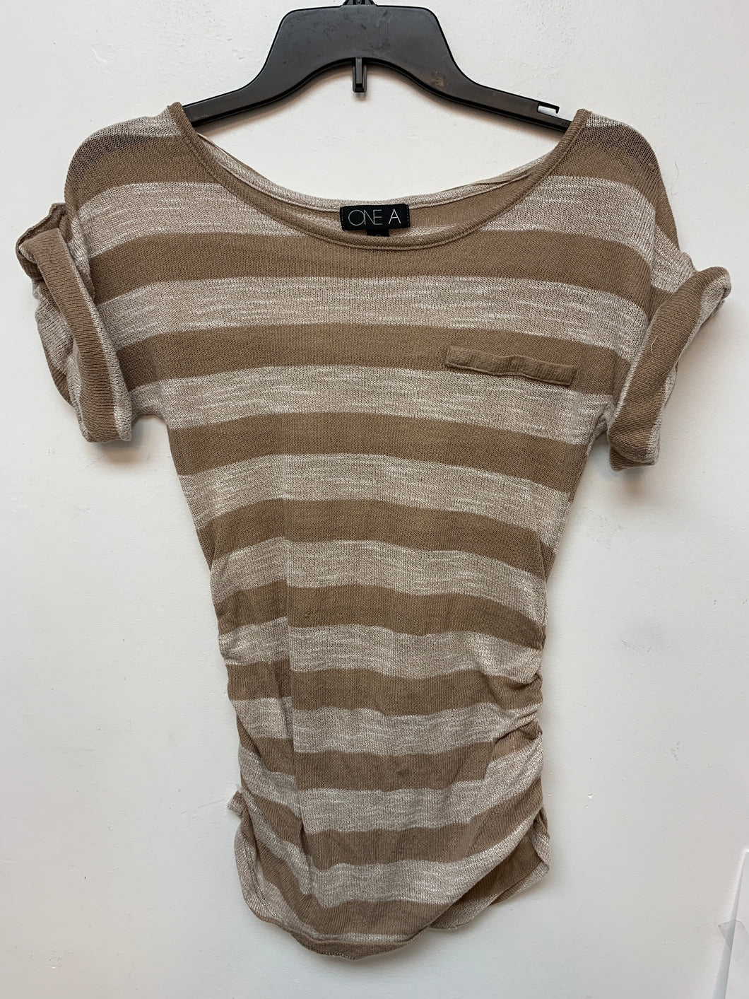Women's One A Striped Top
