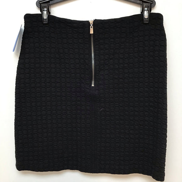 Laundry by Shelli Segal black skirt size 4