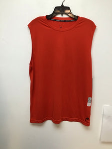 Head Mesh Sleeveless Tomato Large
