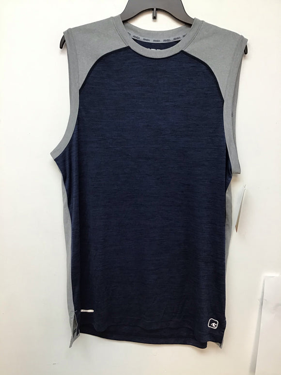 And 1 performance tank navy heather