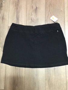 Danskin Now black skirt with shorts under size 2X