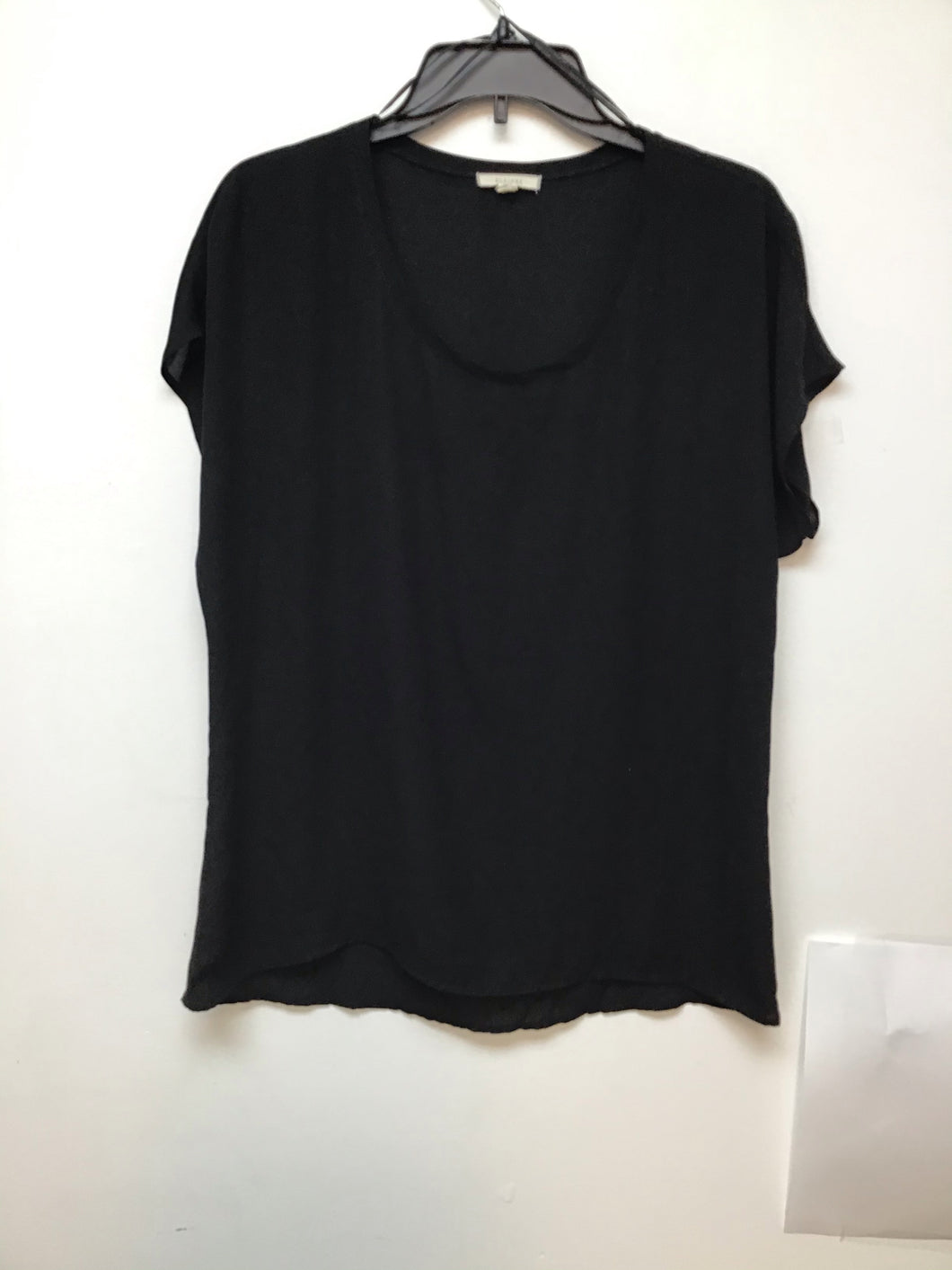 Dleione Black blouse size small