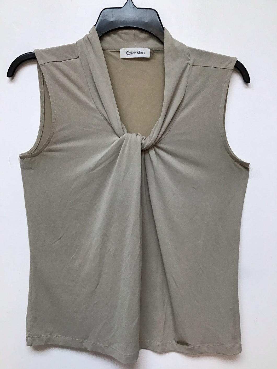 Calvin Klein sleeveless Top - Creme XS