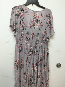 Torrid size 2X floral print dress