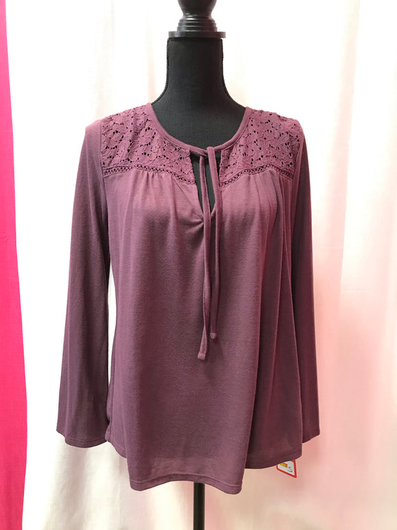Old Navy blouse - Purple - Small