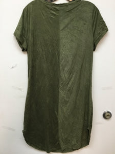 Love Chelsey olive green dress size 2X
