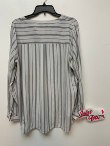 Forever 21 Plus Sizes Striped Top