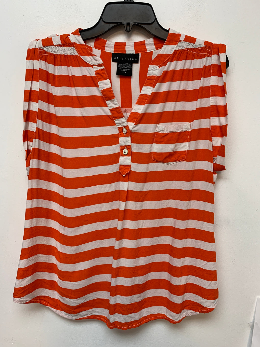 Women's Attention Striped Top