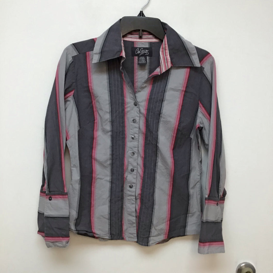 City Streets button up size large