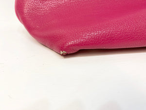 Unbranded Women's Pink Tasseled Purse