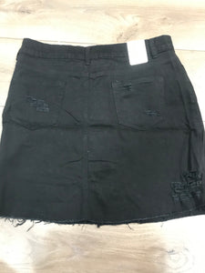 Buzz Twill Skirt Skirt - Black