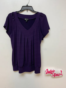 AB Studio Purple Top