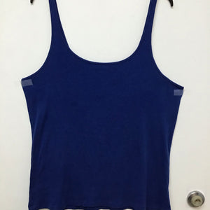 Old Navy blue tank top size XXL