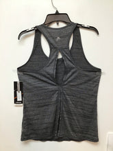 Head Cassandra keyhole Tank black heather