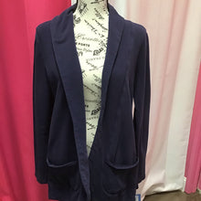 NY& Company navy blue long sleeve blazer size small