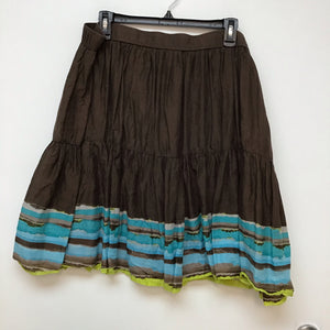 Old Navy brown skirt size XL