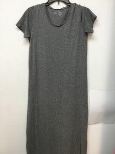 Unbranded gray long dress size small