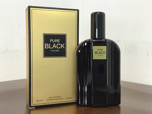 Pure Black Men's Cologne