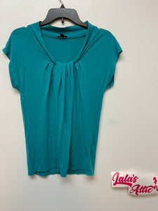 Nine West Teal Top