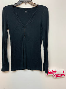 Gap Black Long Sleeve