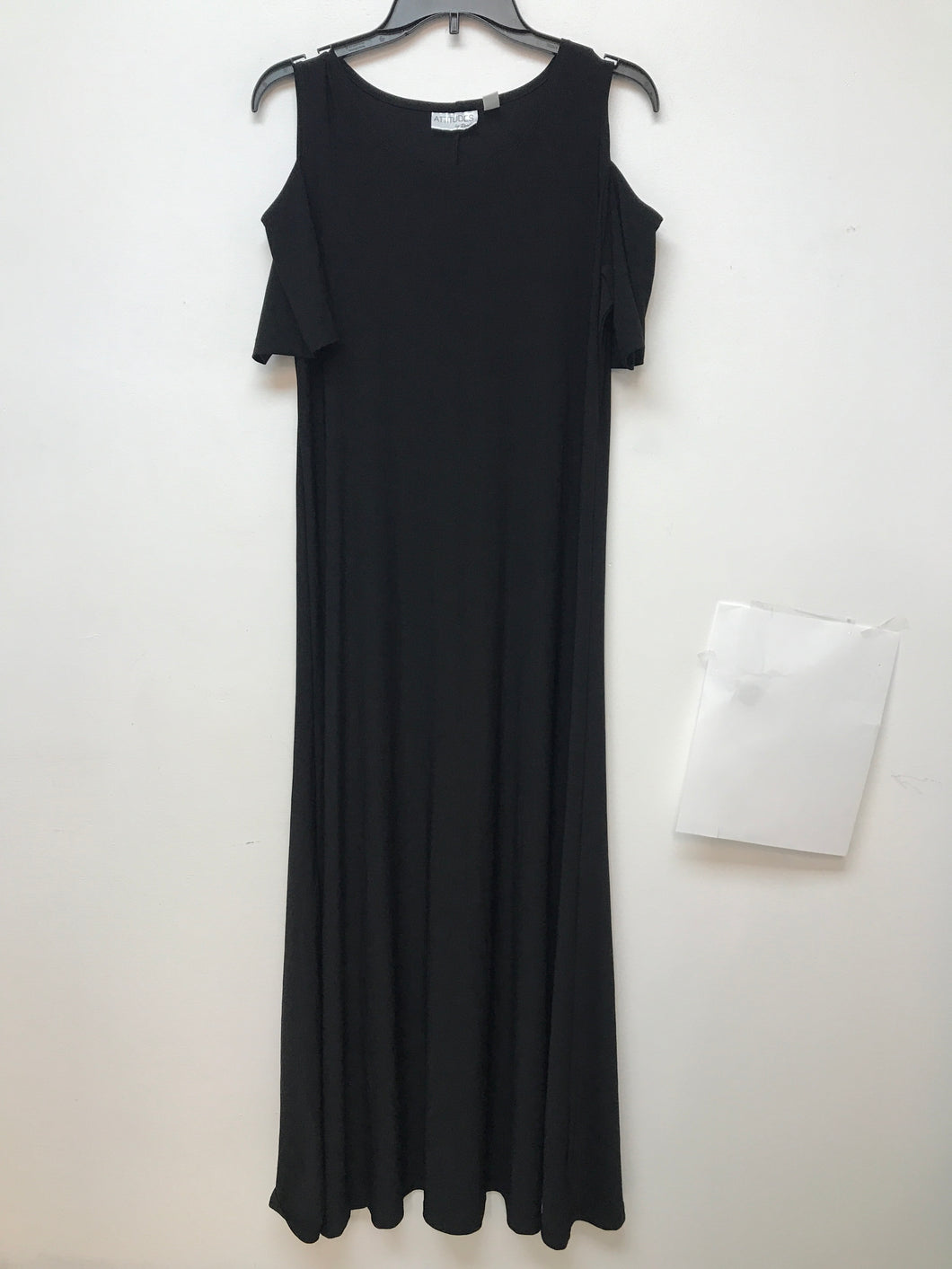 Women's Attitudes Black Dress