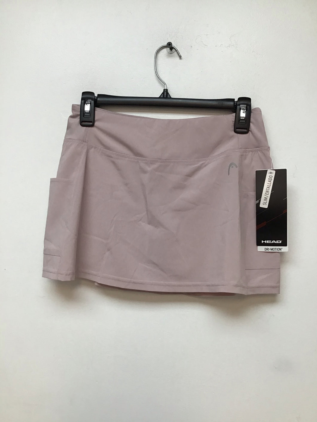 Head ability skort dusty pink