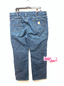CARHARTT RELAXED FIT MENS JEANS