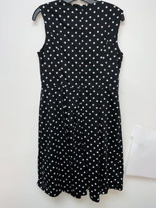 Liz Claiborne Women's Polka Dot Dress