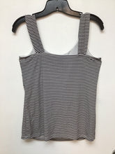Ann Taylor Short Sleeve Top - Striped Medium
