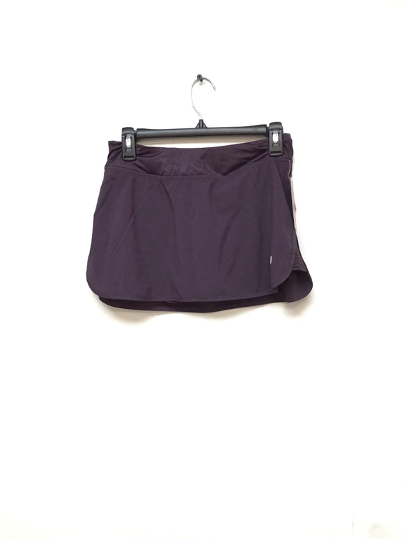 Penn spike skort plum perfect
