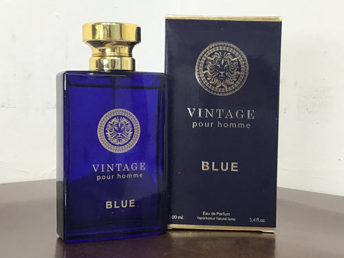 Vintage Blue Men's Cologne