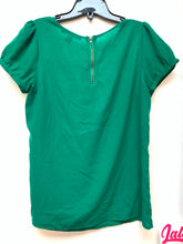 XXI Short Sleeve Top - Green