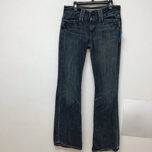 Gap Curvy low rise boot cut size 4