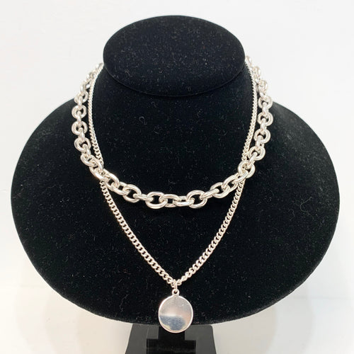 Sarina Silver Chain/Necklace
