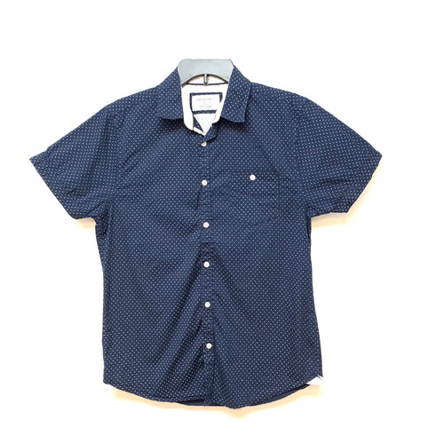 Paperdenim&cloth Button Up Short-sleeve