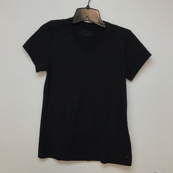 Champion black short sleeve top size XS