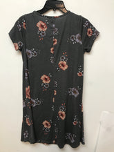 Women's Love Fire Floral Dress