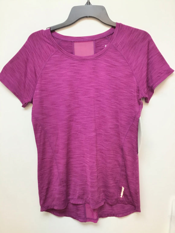 Head amaranth purple top with mesh