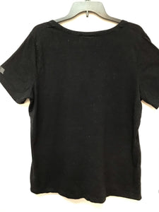Avenue black top size 18/20